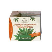 Bione Cosmetics Cannabis Zvláčňující a regenerační pleťový krém 51 ml