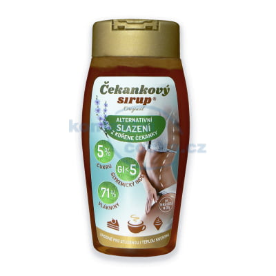 Heinz Food Čekankový sirup 350 g