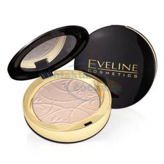 Eveline Celebrities Beauty Golden Carmel 24 matující pudr s minerály 9 g