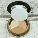 Eveline Cosmetics CELEBRITIES BEAUTY tříbarevný minerální pudr - 9 g