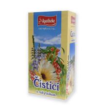 Čistící s rakytníkem bylinný čaj 20x1,5 g