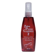 Čistící sprej na brýle Profi Cleaner2 100 ml - červený
