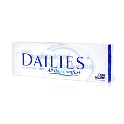 jednodenní čočky Dailies All Day Comfort (30 čoček)