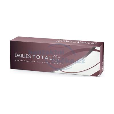 Jednodenní kontaktní čočky Dailies Total1 (30 čoček)