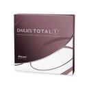 Jednodenní kontaktní čočky Dailies TOTAL1 (90 čoček) - původní obal