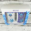 Bione Dárková sada For Men Krémový balzám po holení - 200 ml a Vlasový a tělový sprchový gel - 200 ml