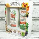 Dárková sada Bione Cannabis Tělové mléko 500 ml + Balzám na ruce 205 ml