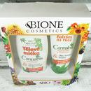 Dárková sada Bione Cannabis Tělové mléko 500 ml a Balzám na ruce 205 ml