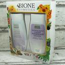 Dárková sada Bione - Exclusive Vlasový luxusní šampon 260 ml a Bezoplachový luxusní kondicionér 260 ml