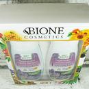 Dárková sada Bione Levandule Regenerační vlasový šampon 260 ml + Regenerační kondicionér 260 ml