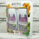 Dárková sada Bione - Levandule Regenerační vlasový šampon 260 ml a Relaxační sprchový gel 260 ml