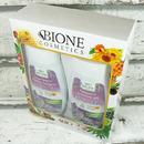 Dárková sada Bione Levandule - Regenerační vlasový šampon 260 ml a Relaxační sprchový gel 260 ml