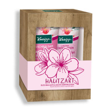 Dárková sada Mandlové květy sprchový gel a tělové mléko 2x 200 ml