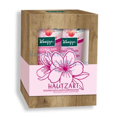 Kneipp Dárková sada Mandlové květy sprchový gel a tělové mléko 2x 200 ml