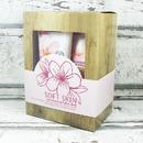 Kneipp Dárková sada Mandlové květy sprchový gel a tělové mléko 2x 200 ml 1
