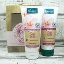 Kneipp Dárková sada Mandlové květy sprchový gel a tělové mléko 2x 200 ml 2