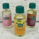 Kneipp Dárková sada masážních olejů 3x 20 ml - detail