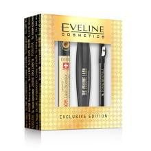 Dárkový sada EVELINE - sérum na řasy SOS Lash Booster + řasenka Big Volume + tužka na oči