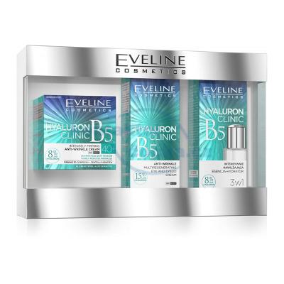 Eveline Eveline HYALURON CLINIC Dárkový balíček 40+