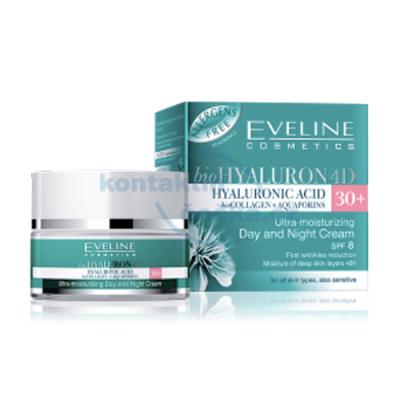 denní i noční krém BioHyaluron 4D 30+ 50 ml