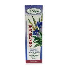 Dr. Popov Kapky bylinné Odkyselení 50 ml