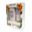 Bione Cosmetics Exclusive Q10 Dárková sada Tělové mléko 500 ml+Balzám na ruce 200 ml/1