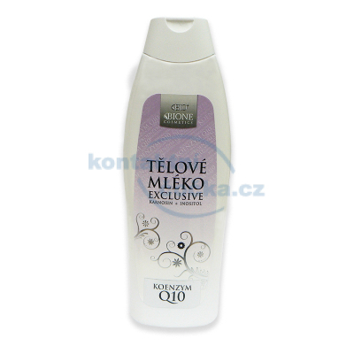 Bione Cosmetics Exclusive Q10 Tělové mléko 500 ml