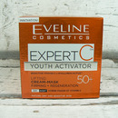 Eveline EXPERT C denní a noční liftingový krém-maska 50 ml 50+