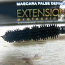 Eveline Maskara EXTENSION Volume 4D s arganovým olejem 10 ml - detail kartáčku