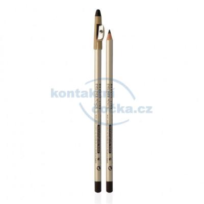 Eveline Eyeliner Pencil tužka na oči s ořezávátkem