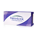 Barevné kontaktní čočky FreshLook ColorBlends dioptrické (2 čočky) - původní obal