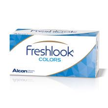 FreshLook Colors dioptrické (2 čočky)
