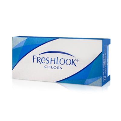 Barevné kontaktní čočky FreshLook Colors nedioptrické (2 čočky)