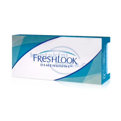 Barevné kontaktní čočky FreshLook Dimensions nedioptrické (2 čočky)