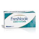 FreshLook Dimensions (6 čoček) měsíční barevné kontaktní čočky nedioptrické 1/4