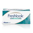 FreshLook Dimensions (6 čoček) měsíční barevné kontaktní čočky nedioptrické 2/4