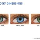 FreshLook Dimensions (6 čoček) měsíční barevné kontaktní čočky nedioptrické 3/4