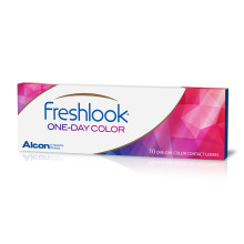 FreshLook OneDay dioptrické (10 čoček)