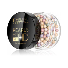 Eveline Cosmetics Full HD Pearls barevný pudr 15 g