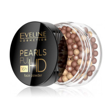 Eveline Cosmetics Full HD Pearls – bronzový pudr 15 g