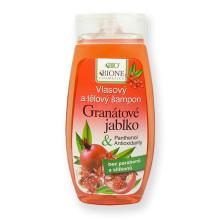 Granátové jablko vlasový a tělový šampon 260 ml
