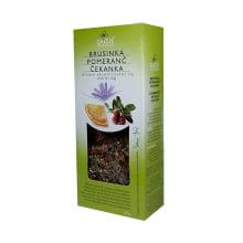 Brusinka, Pomeranč a Čekanka - čistící bylinný čaj 50 g