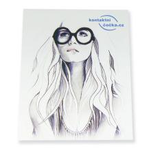 Hadřík na brýle z mikrovlákna 18 x 15 cm KontaktníČočka.cz