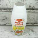 Heřmánek Tělové mléko 500 ml  s arganovým olejem