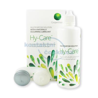 roztok na kontaktní čočky Hy-Care 100 ml s pouzdrem