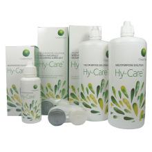 roztok na kontaktní čočky Hy-Care 2x 360 ml s pouzdry