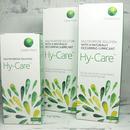 roztok na kontaktní čočky Hy-Care 2x 360 ml + 60 ml s pouzdry 1/3