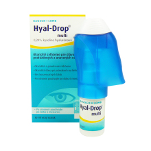 oční kapky Hyal-Drop multi (10 ml)