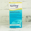 oční kapky Hyal-Drop multi (10 ml) - přední pohled