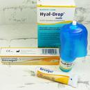 oční mast Recugel 10 g a oční kapky Hyal-Drop 10 ml - bez víček